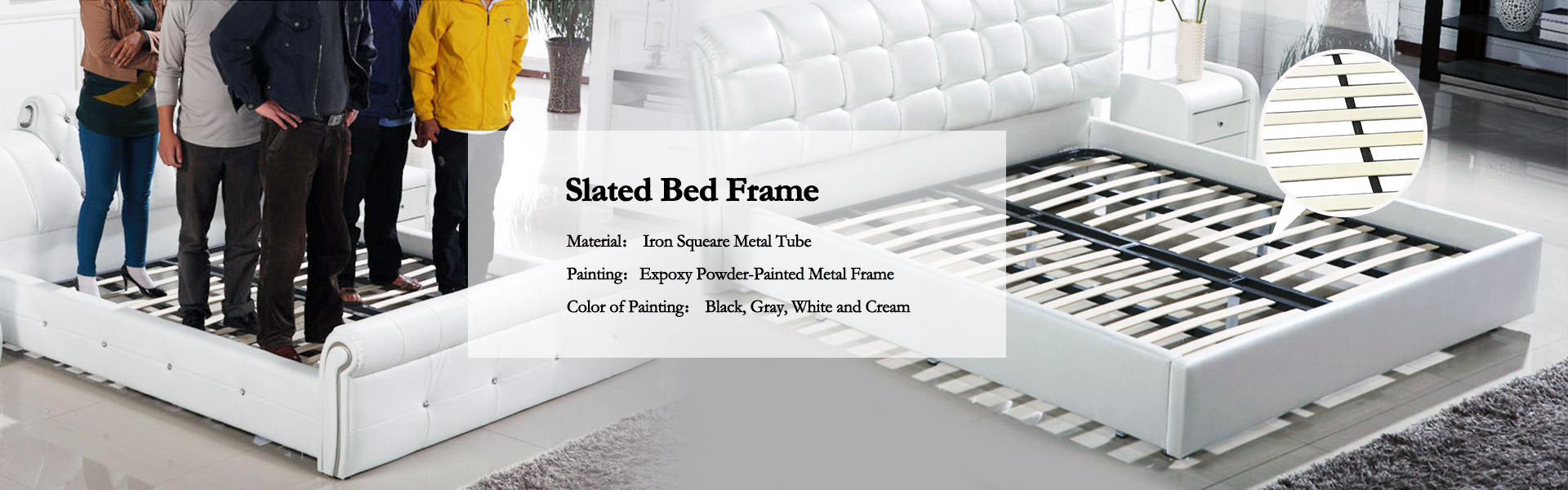 Slated-Bed-Frame